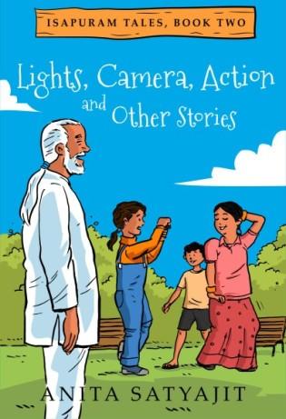 Lights camera cover